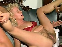 Two Sexy Babes Fuck