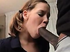 Sweet girl gets BBC