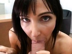 Hot milf with trimmed pussy