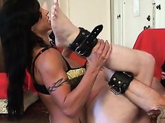 Nailed by mistress