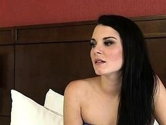 Nina Noxx Is New At Porn But Shes A Pro At Fucking
