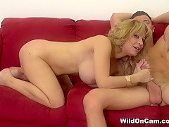 Best pornstar Alyssa Lynn in Amazing Big Tits, Cumshots porn clip