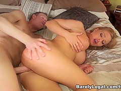 Amazing pornstar Krissy Lynn in Exotic Cumshots, Big Tits xxx scene
