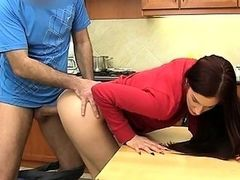 Darling is giving lurid cock sucking sensations