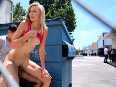 Alexa Grace in Public Penetration, Scene 1 - Wicked
