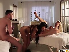 Busty milfs fucking therapist threesome big dick