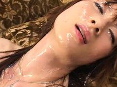 JapaneseBukkakeOrgy: Spermania 12