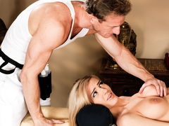 Amanda Tate & Ryan McLane in Just A Handjob Right? Video