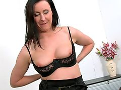 British Milf Teacher