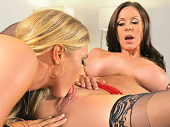 Kendra Lust, Samantha Saint In The Party, Scene 2