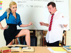 Nina Elle & Jessy Jones  in Teachers 2, Scene 4