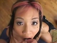 Asian Pornstar POV bj