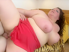Best pornstar Vikky Wild in hottest big tits, bbw porn movie