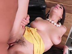 Mofos.com - Valentina Nappi - Lets Try Anal