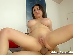 Fabulous pornstars Bambi Diamond, Anthony Rosano in Hottest Big Tits, Latina adult movie