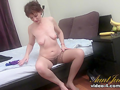 Exotic pornstar in Amazing Hairy, Redhead adult video
