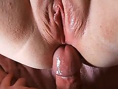 Wife Cums from Anal