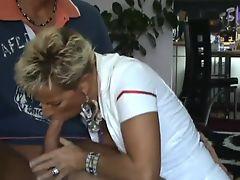 Mature MILF nurse fucking