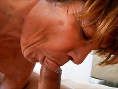 Granny clarill saggy tits suck conscientiously boyfriend