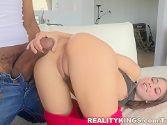 Incredible pornstar in Horny Hairy, Blowjob adult clip