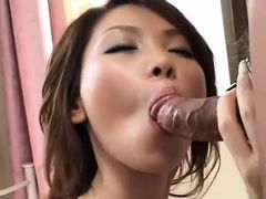 happy Japanese cant wait to fuck