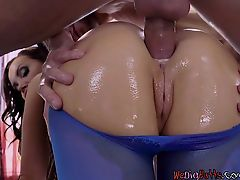 Hottie Nikki Benz Bends Over For Anal Dicking
