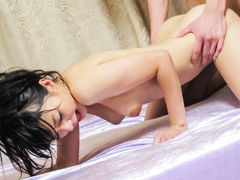 Fabulous Japanese chick Konoha in Incredible JAV uncensored Creampie video