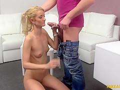 Horny pornstar in Fabulous Hardcore, Small Tits porn scene