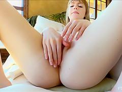 Best pornstar in Horny Redhead, Masturbation xxx clip
