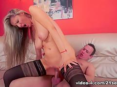 Fabulous pornstar in Amazing Mature, Big Tits xxx clip