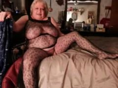 Fabulous amateur Grannies, Big Natural Tits xxx movie