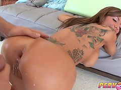 PervCity Anal Dirty Mother
