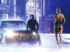 HORNY LOVERS IN THE RAIN