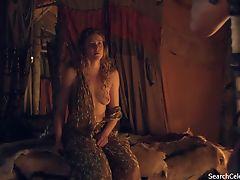 T Ann Manora nude - Spartacus S03E09