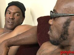 Horny babe Jodi Taylor hard fucking with nasty black guys