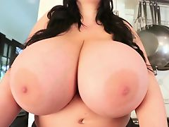 Leanne Crow's Tits Are Getting Even Bigger