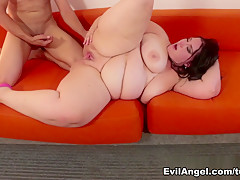 Fabulous pornstar Becki Butterfly in Exotic BBW, Brunette adult video