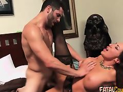 Hot Stepmom Fucking Teen