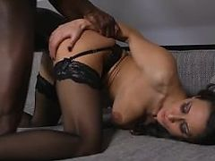 Martina Gold excellent italian bitch extreme anal fuck by black cock