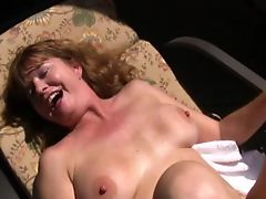 Mature Interracial - Used Well