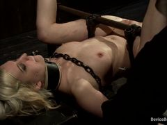Cherry Torn Gets Pushed to Her Limit!