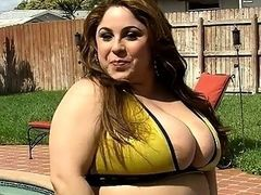 BBW Salena Marie Gets Screwed By BBC