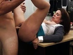 Wife pawns her pussy for her hubbys bail