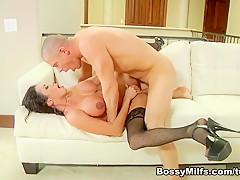 Amazing pornstars Ariella Ferrera, Ariella Ferrara in Crazy Big Tits, MILF adult clip