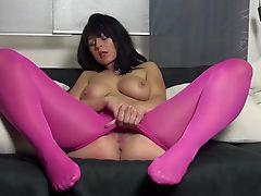Solo Pantyhose Show 13