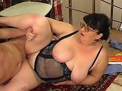 Granny Victoria & Anthony 2